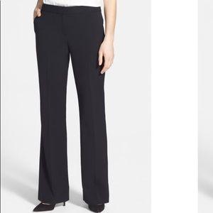 Anne Klein straight legs pants, size 8